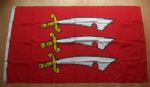 Essex Large County Flag - 5' x 3'.